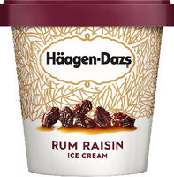 Haagen-Dazs Rum Raisin Ice Cream