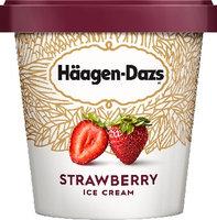 Haagen-Dazs Strawberry Ice Cream