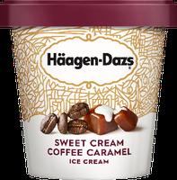 Haagen-Dazs Sweet Cream Coffee Caramel Ice Cream