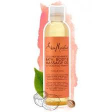 SheaMoisture Coconut & Habiscus Bath, Body & Massage Oil