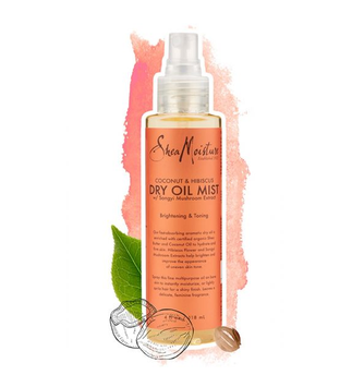 SheaMoisture Coconut & Hibiscus Dry Oil Mist