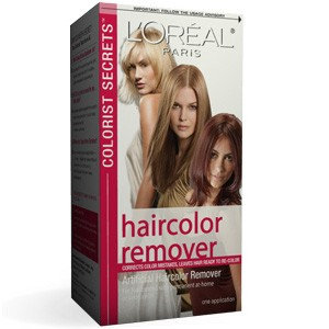 L'Oréal Paris Colorist Secrets™ Haircolor Remover
