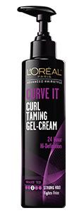 L'Oréal Paris Advanced Hairstyle Curve It Curl Taming Cream