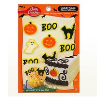 Betty Crocker™ Halloween Candy Card Decoration