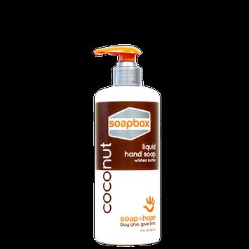 SoapBox Coconut Liquid Hand Soap
