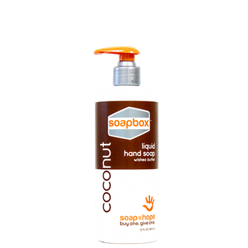 SoapBox Coconut Liquid Hand Soap