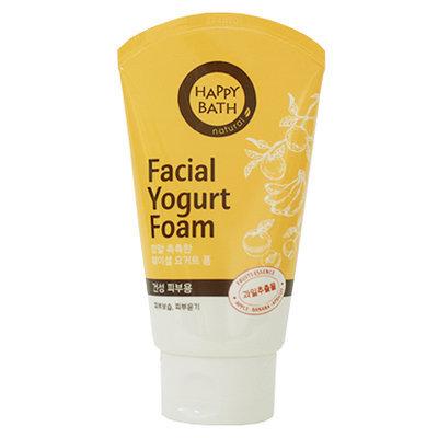 Happy Bath Natural Facial Yogurt Foam - Fruit Essence