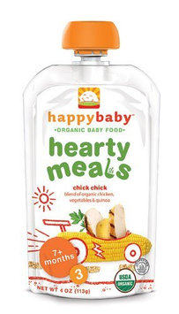 Happy Baby® Hearty Meals Chick Chick Organic Baby Food