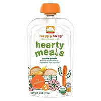 Happy Baby® Heart Meals Gobble Gobble Organic Baby Food