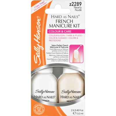 Sally Hansen® Hard As Nails® French Manicure Kits