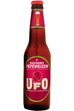 Harpoon UFO Raspberry Wheat