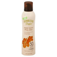 Hawaiian Tropic® Sheer Touch SPF 50 Creme Lotion
