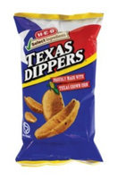 Heb Texas Dippers Corn Chips