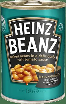 Heinz® Baked Beanz In Tomato Sauce
