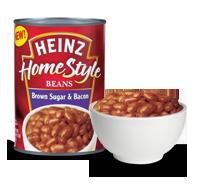 Heinz® Brown Sugar & Bacon