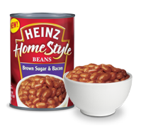 Heinz® Brown Sugar & Bacon