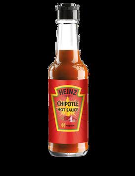 Heinz® Hot Chipotle & Garlic Sauce