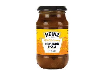 Heinz® Mild & Creamy Mustard Pickle