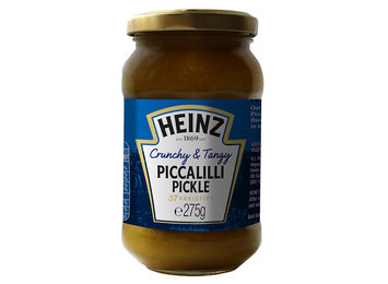 Heinz® Crunchy & Tangy Piccalilli Pickle