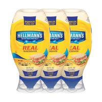 Hellmann's Real Mayonnaise 20 Oz 3 Ct