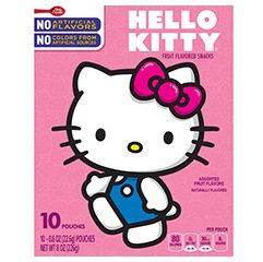 Betty Crocker™ Hello Kitty Fruit Flavored Snacks