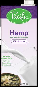 Pacific Hemp - Vanilla
