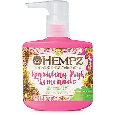 Hempz Sparkling Pink Lemonade Herbal Body Moisturizer
