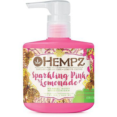 Hempz Sparkling Pink Lemonade Herbal Body Moisturizer