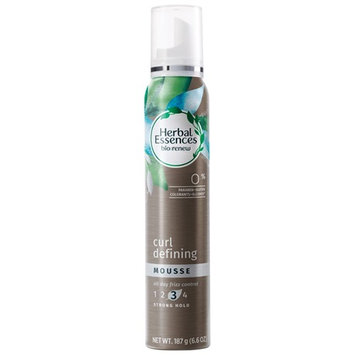 Herbal Essences Curl Define Mousse