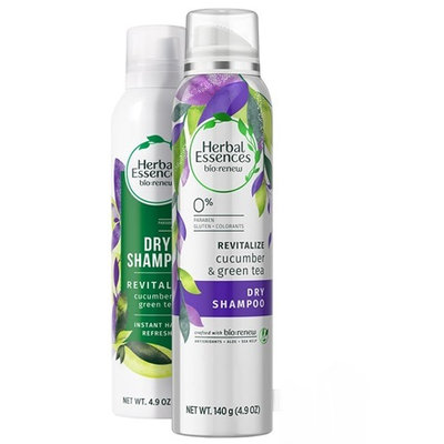 Herbal Essences Cucumber & Green Tea Dry Shampoo