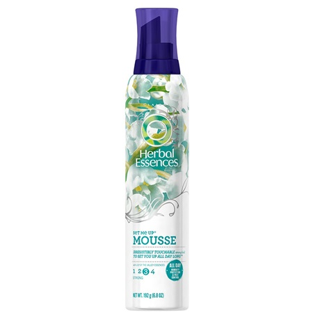 Herbal Essences Set Me Up Mousse