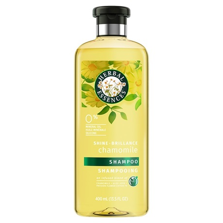 Herbal Essences Shine Collection Shampoo