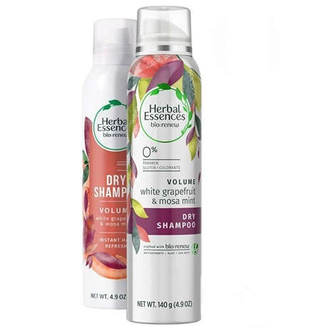 Herbal Essences White Grapefruit & Mosa Mint Dry Shampoo