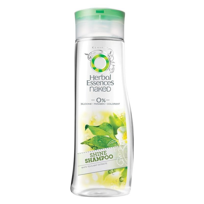 Herbal Essences Naked Shine Shampoo