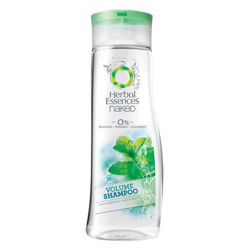 Herbal Essences Naked Volume Shampoo