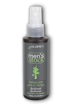 Aubrey Organics Herbal Pine Deodorant