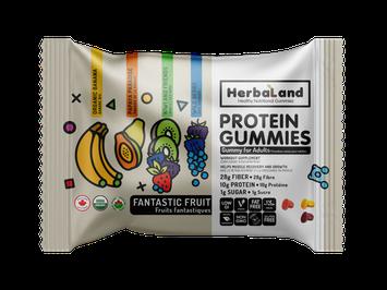 Herbaland Protein Gummies