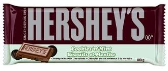 Hershey's Cookies 'n' Mint Bar