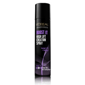 Slide: L'Oréal Paris Advanced Hairstyle BOOST IT High Lift Creation Spray