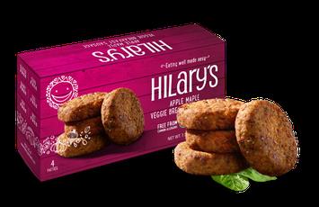 Hilary's Apple Maple Veggie Breakfast Sausage