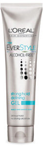 L'Oréal Paris EverStyle Alcohol-Free™ Strong Hold Defining Gel
