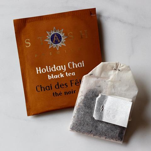 Stash Tea Holiday Chai Black Tea
