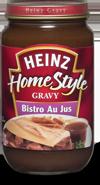 Heinz® Home Style Gravy Bistro Au Jus