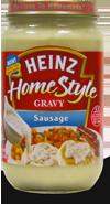 Heinz® Home Style Gravy Sausage