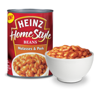 Heinz® Home Style Molasses & Pork
