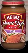 Heinz® Home Style Pork Gravy