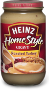 Heinz® Home Style Gravy Roasted Turkey
