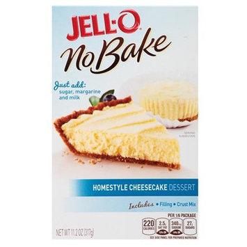 JELL-O No Bake Homestyle Cheesecake Dessert Mix