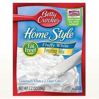 Betty Crocker™ Homestyle Fluffly White Frosting Mix