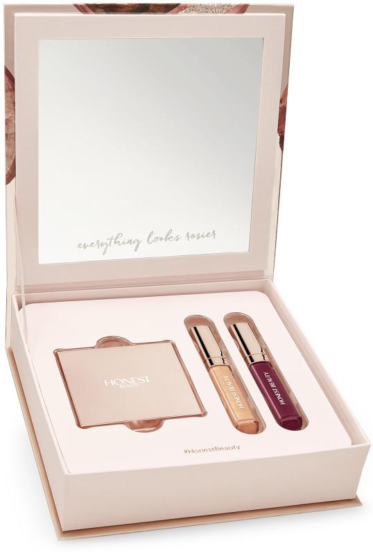 Honest Beauty Rose Gold Glimmer Kit